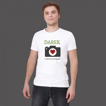 Koszulka fotografa