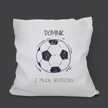 Poduszka dla fana piłki nożnej