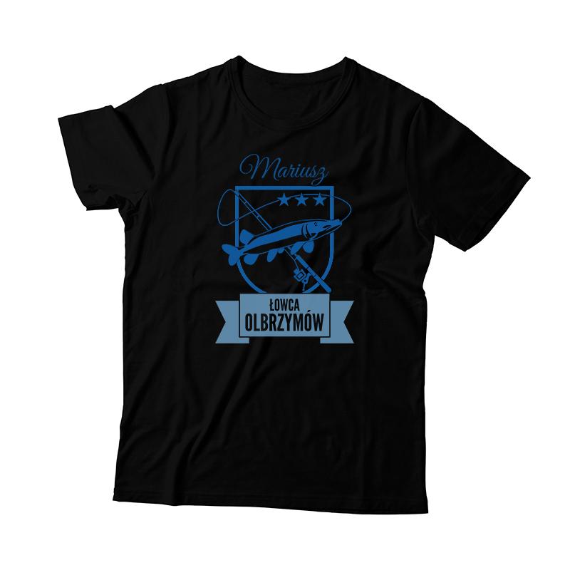Koszulka dla wędkarza