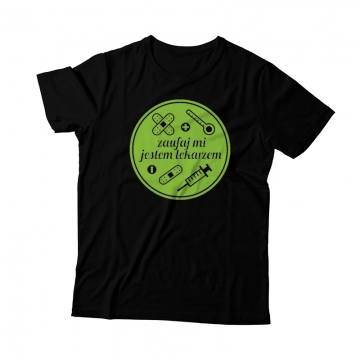 Koszulka dla lekarza