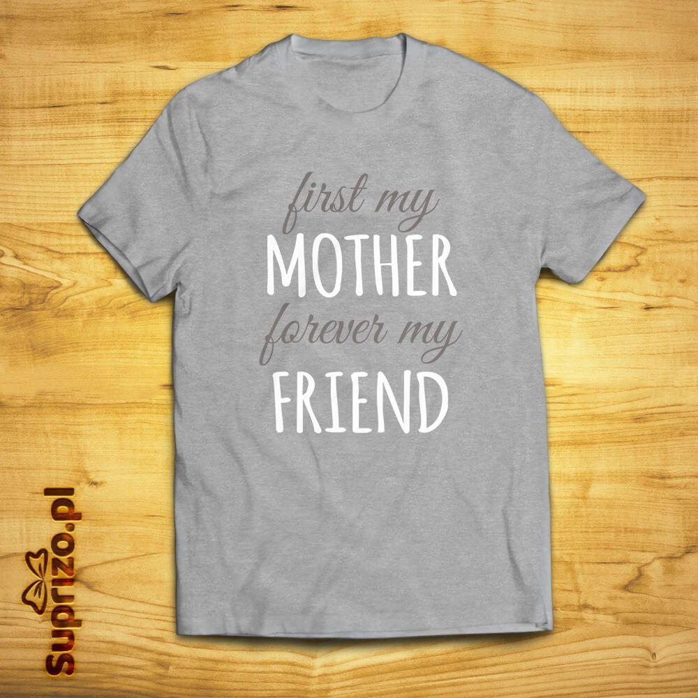 Koszulka z napisem dla mamy
