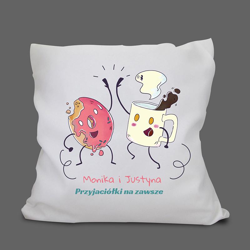 Poduszka dla przyjaciółki