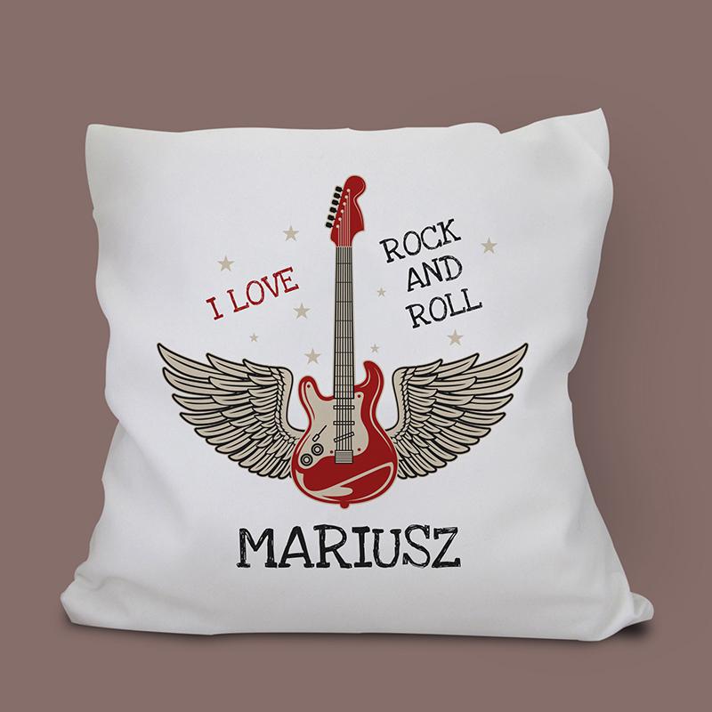 Poduszka dla muzyka
