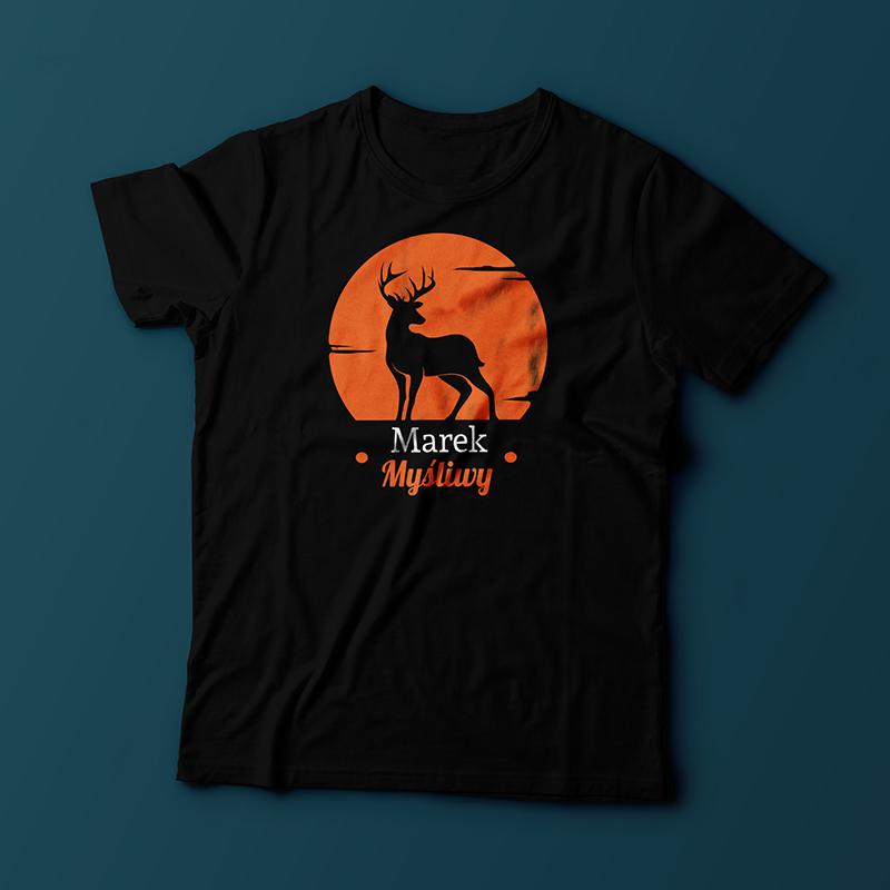 Koszulka dla myśliwego