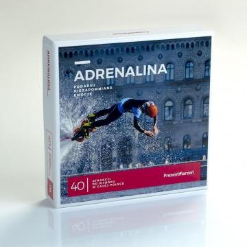 Zestaw prezentowy Adrenalina