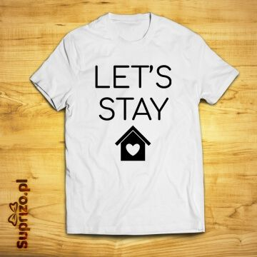 Koszulka dla miłośnika domowego zacisza