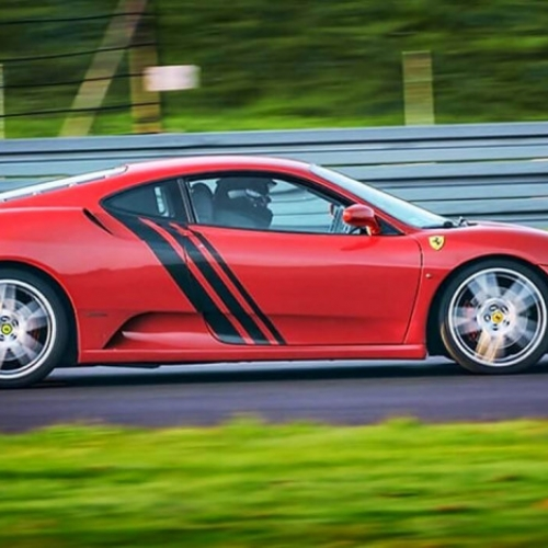 Jazda Ferrari Ułęż