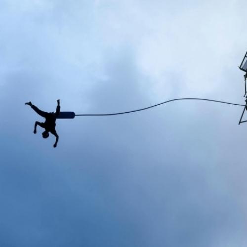 Skok na bungee Wrocław