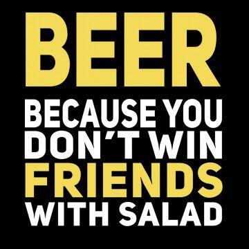 Koszulka dla piwosza ze śmiesznym napisem
