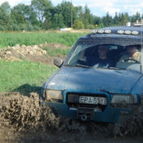 Jazda Off Road Łódź