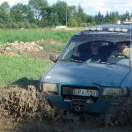 Jazda Off Road Olsztyn