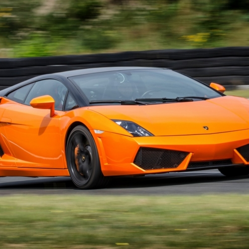 Jazda Lamborghini Słomczyn