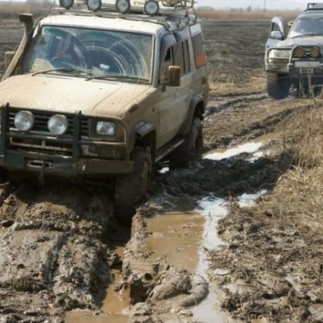Jazda Off Road Sucha Beskidzka