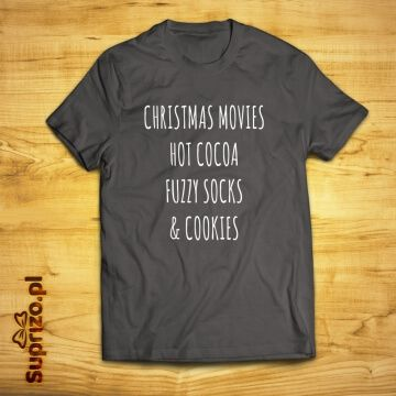 Koszulka ze świątecznym akcentem
