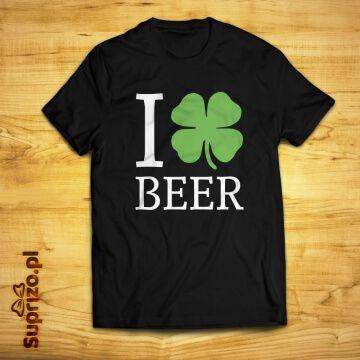 Koszulka z personalizowanym nadrukiem dla piwosza