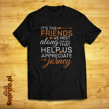 Koszulka dla najlepszego przyjaciela