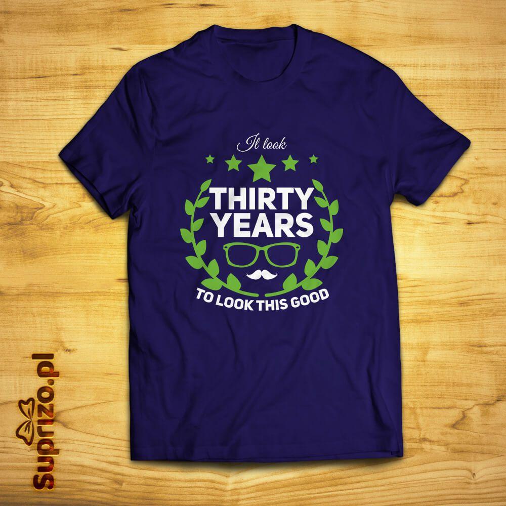 Koszulka personalizowana na urodziny dla niego