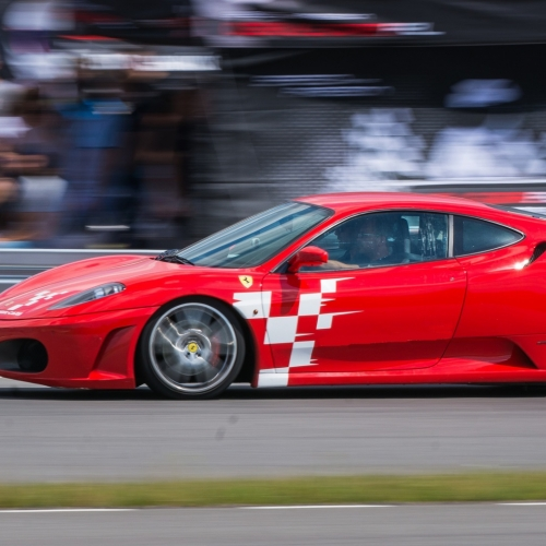 Jazda Ferrari Olsztyn