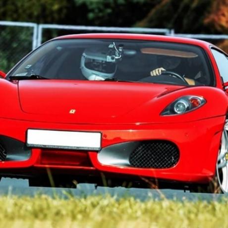 Jazda Ferrari Trzyniec