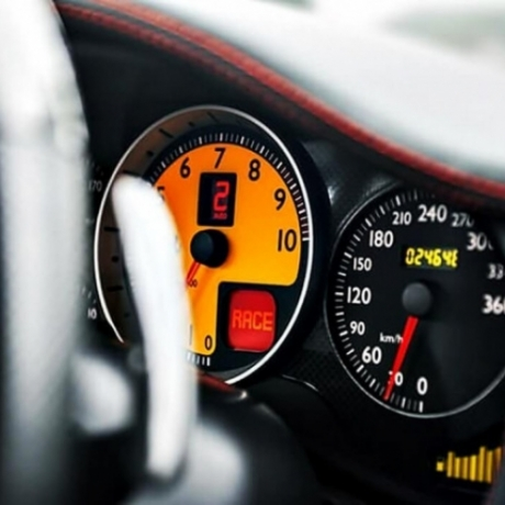Jazda Ferrari Łódź