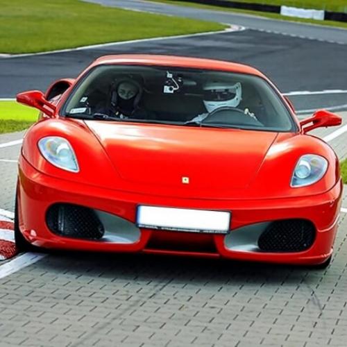 Jazda Ferrari Białystok