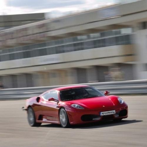 Jazda Ferrari Słabomierz