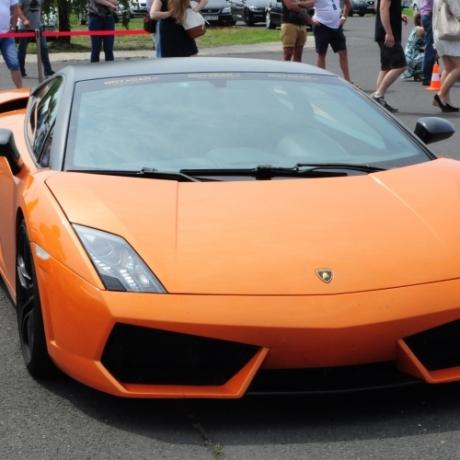 Jazda Lamborghini Modlin