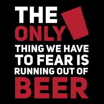 Koszulka z nadrukiem piwa dla niego