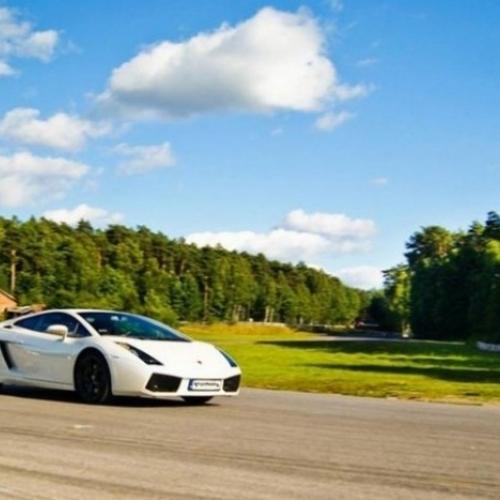 Jazda Lamborghini Bednary