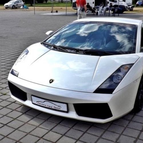 Jazda Lamborghini Toruń