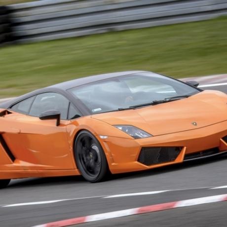 Jazda Lamborghini Kraków