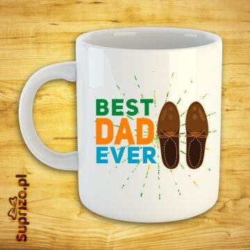 Kubek dla najlepszego taty pod słońcem