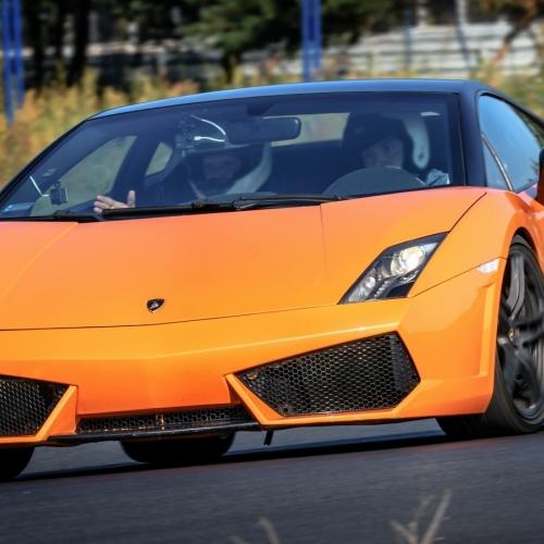 Jazda Lamborghini Radom
