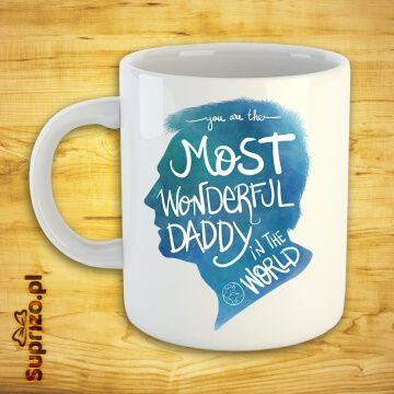 Kubek dla najbardziej niesamowitego ojca na świecie