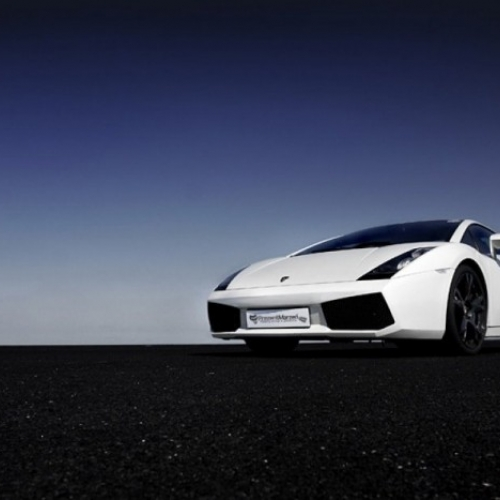 Jazda Lamborghini Ułęż