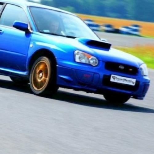 Jazda Subaru Impreza Ułęż