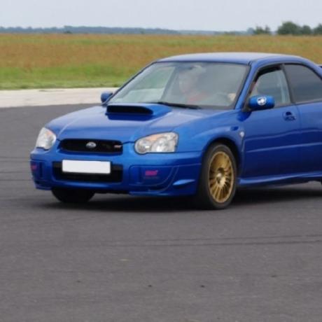 Jazda Subaru Impreza Radom