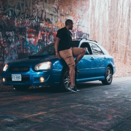 Jazda Subaru Impreza Modlin