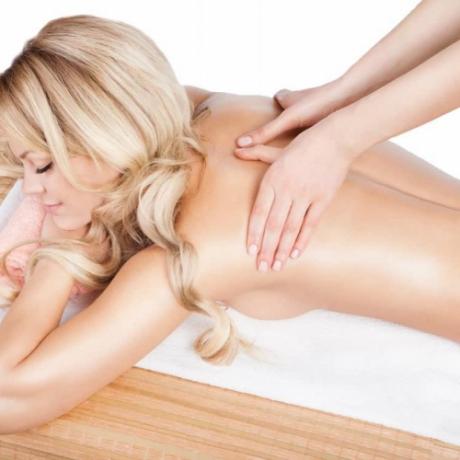 Voucher na masaż Laski