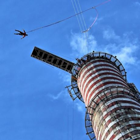 Stunt Jump Warszawa