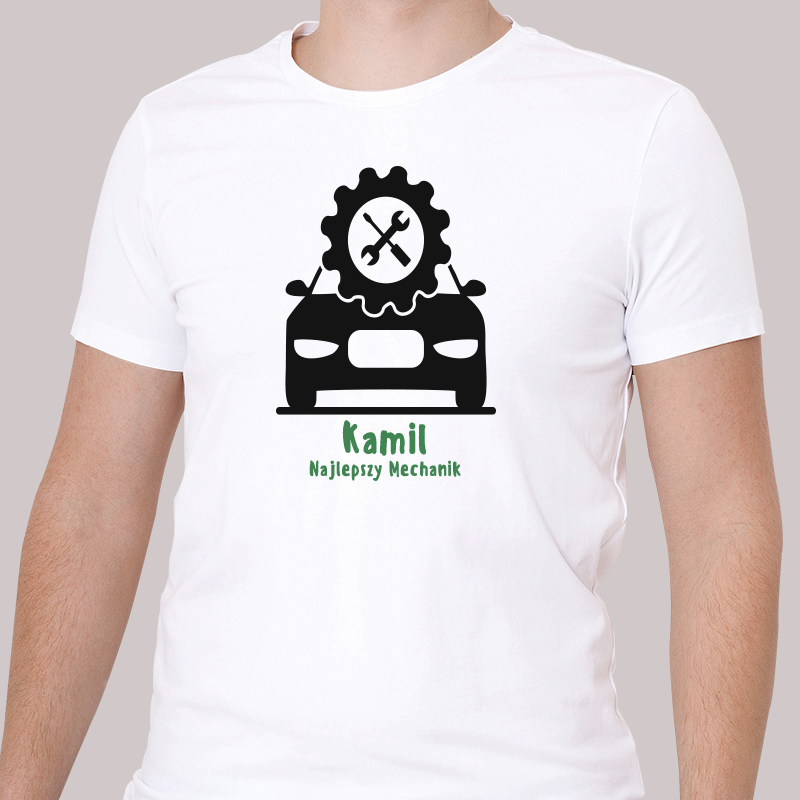 Koszulka mechanika