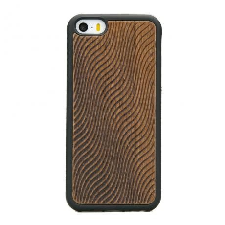 Drewniane Etui iPhone 5/5s/SE FALE MERBAU