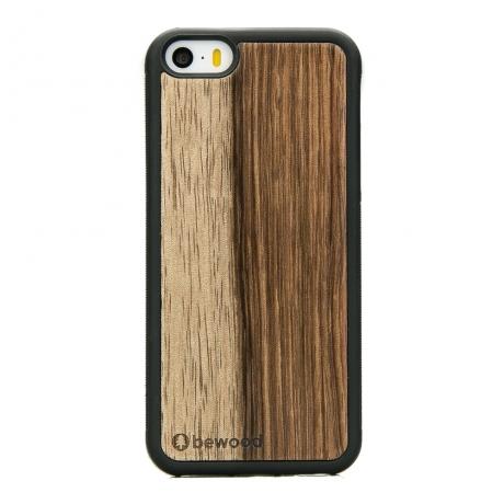 Drewniane Etui iPhone 5/5s/SE MANGO