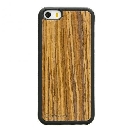 Drewniane Etui iPhone 5/5s/SE OLIWKA