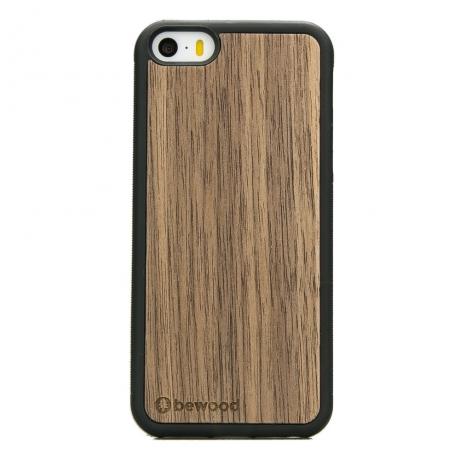 Drewniane Etui iPhone 5/5s/SE ORZECH AMERYKAŃSKI