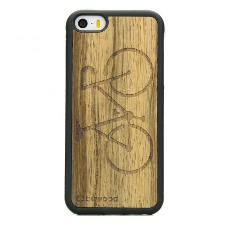 Drewniane Etui iPhone 5/5s/SE ROWER LIMBA