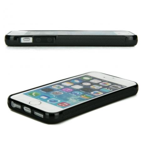 Drewniane Etui iPhone 5/5s/SE RÓŻA WIATRÓW MERBAU BIELONA