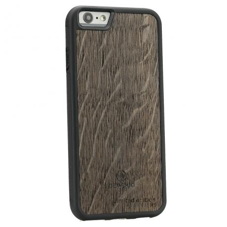 Drewniane Etui iPhone 6 Plus / 6s Plus DĄB WĘDZONY