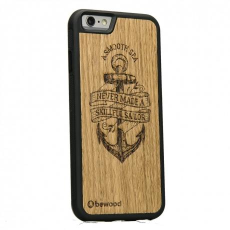 Drewniane Etui iPhone 6 Plus / 6s Plus KOTWICA DĄB