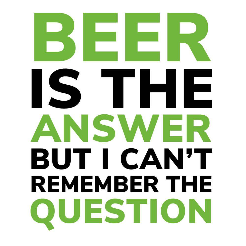Koszulka dla miłośnika piwa ze śmiesznym opisem